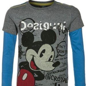 Desigual Disney Collection long sleeve T-shirt
